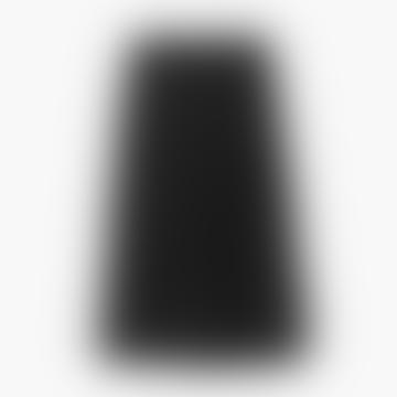 Rails Edina Cotton Midi Skirt - Black