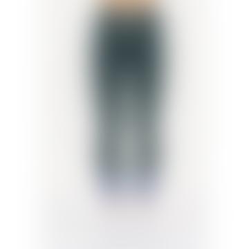 THE UPSIDE Bhoomi Dance Midi Pant British Green
