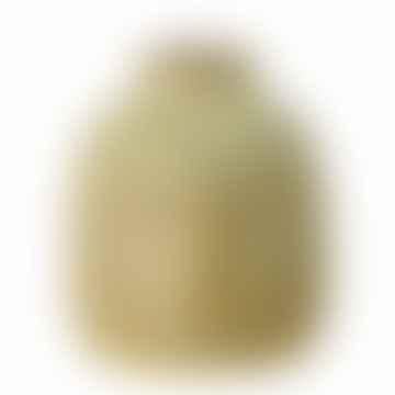 Bloomingville Green Emiel Face Candle Holder