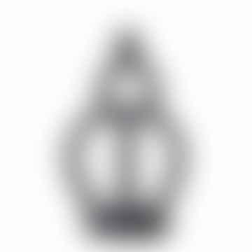Black Mahin Single Candle Holder