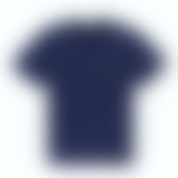Eclipse Navy Future Nature Bradley Tee Shirt