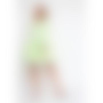 Ella Mini Dress Neon Lime