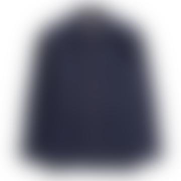 Far Afield Bisset Jacket Ensign Blue Linen
