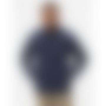 Oakport Coach Jacket Navy Blue