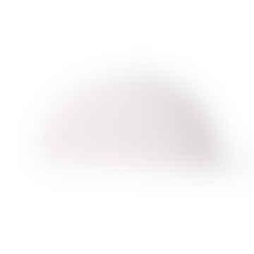 Semicircle Lampshade L Natural Burlap