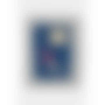 Print Space I Matchbox by Matchbox Label Framed Print
