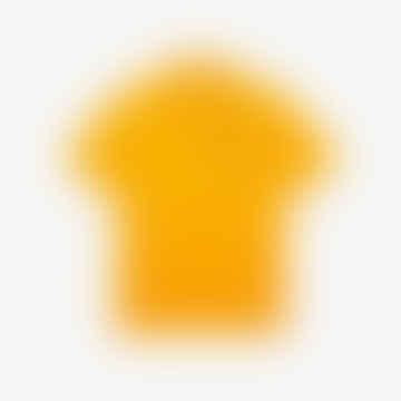 Lacoste Men's Lacoste x Polaroid Coloured Crocodiles Classic Fit Polo Shirt Yellow
