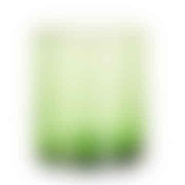 Fez Glass Short (Set of 6) - Green