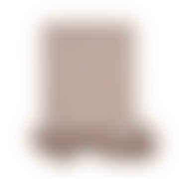 Pom Pom Blanket - Taupe L