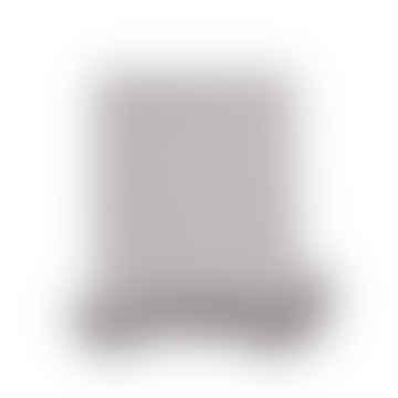 Pom Pom Blanket - Light Grey L