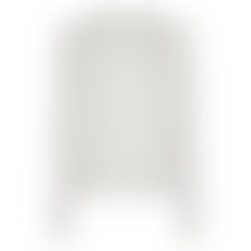 SOFIE SCHNOOR White Adrine Ruffle Blouse