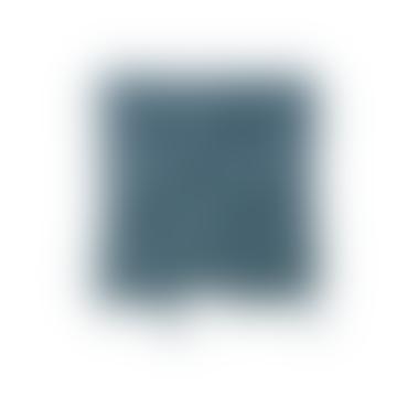 Walton & Co Slate Blue Seat Pad