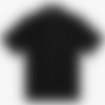 Tall Pocket Camp Shirt Black