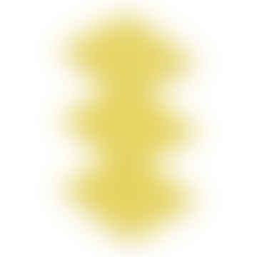 Stolen Form Set of 3 Yellow Manhole Coasters