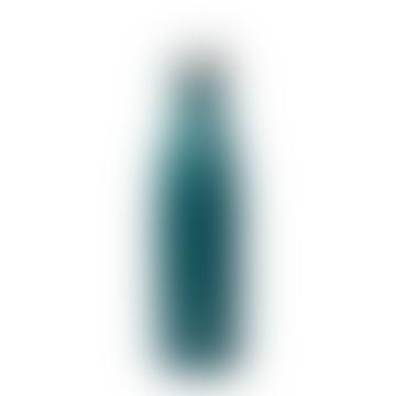 Edelstahlflasche matt grün 500ml