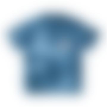 S S Joint Pocket T Shirt Chromo Shore White