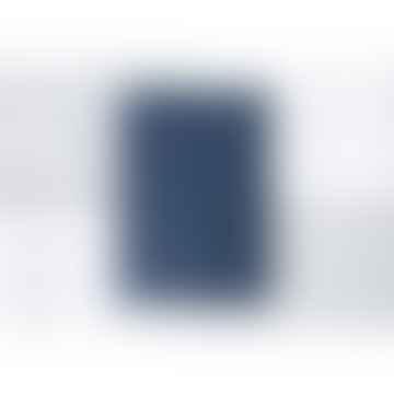 Ola Limited Edition Medium Layflat Notebook, Navy & Otti Rust / Ruled Pages