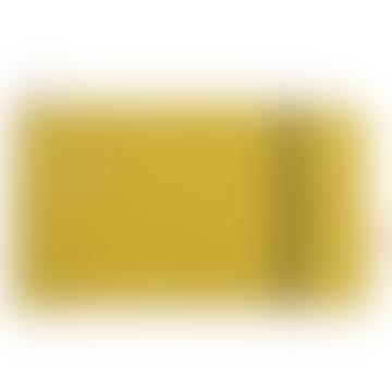 La Cerise Sur Le Gateau Colombo Yellow Suzette Zipped Pouch