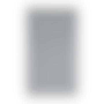Graphite Grey Melange Cotton Rug