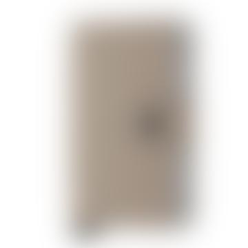 Miniwallet Crisple Taupe Camo