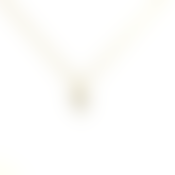 Golden Lightning Bolt Necklace