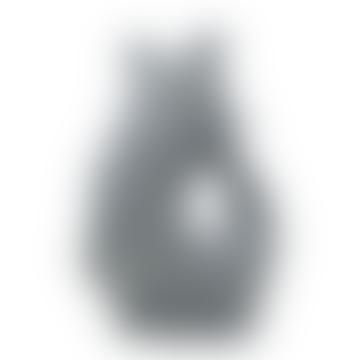 Small Dark Grey Gluggle Jug