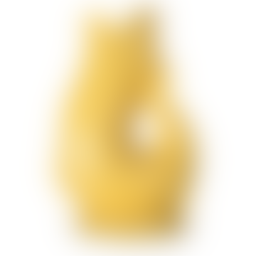 Large Yellow Gluggle Jug