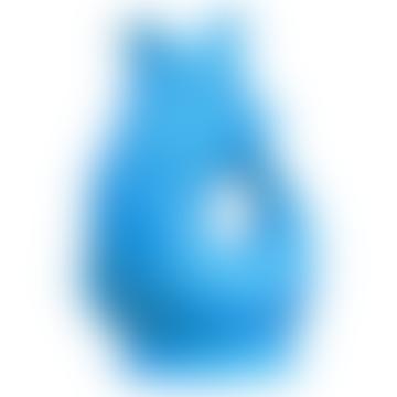 Large Turquoise Gluggle Jug