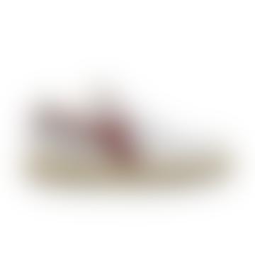 MI Basket Row Cut Shoes