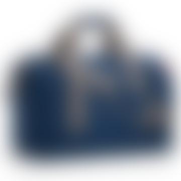 Large Dark Blue Allrounder L Shoulder Bag