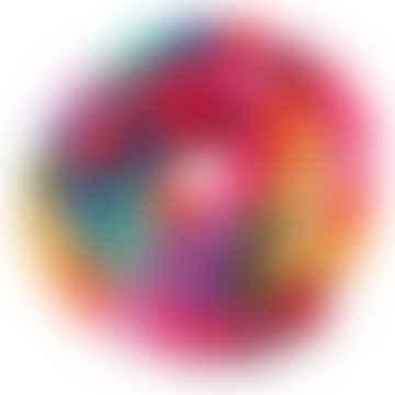 Multicoloured Felt Bead Garland