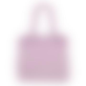 Caisa Shopper Tote / Bag Lilas