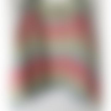 Neopolitan Stripe Cardigan