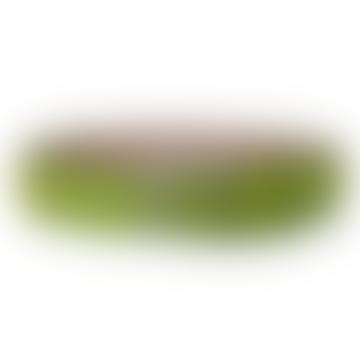 Papavero Range Suede Belt - Lime