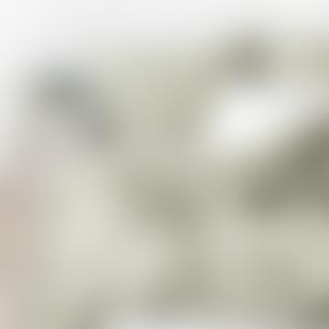 Duvet Cover 100% Linen - Sage Green, 200x200cm