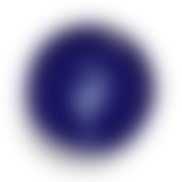 Assiette XS Lapis Lazuli Artichaut Blanc Feast X4