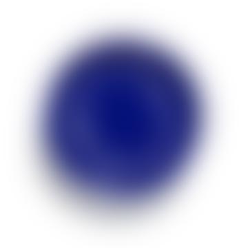 Assiette Creuse Lapis Lazuli Swirl-Stripes Blanc Feast X2