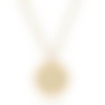 Medium Pendant Pearl Necklace