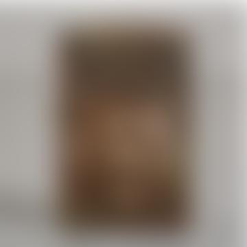 X Ricki Hall Distressed Zippo Lighter Bear Head