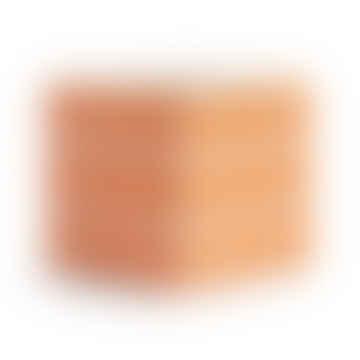 Peach Square Tile Planter