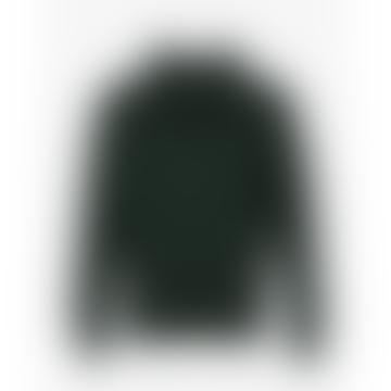 Dunkelgrün Hoodie aus Bio-Baumwolle Hunter Green