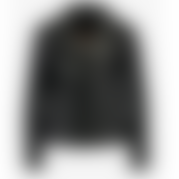 Maeve Leather Jacket Black