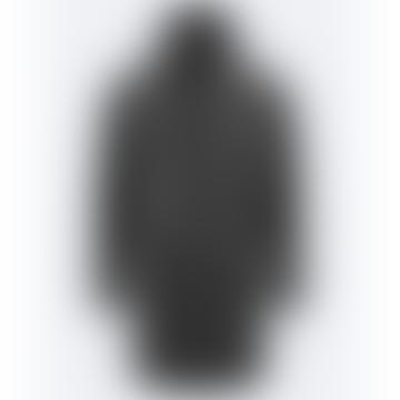 Veste longue noire