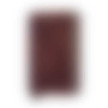 Brown Cow Leather Vintage Slimwallet