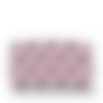 Make Up Bag Pink Dachschund