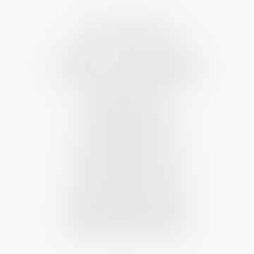 Penelope Linen Blend Dress in White