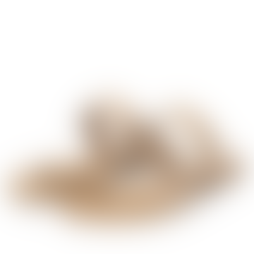 Leather Slipper Wheat