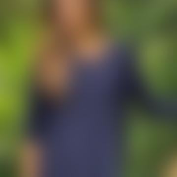 Cashmere Octavia Jumper Navy