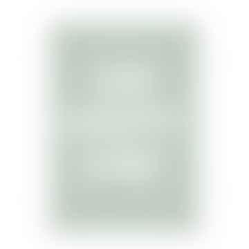 50x70cm Garden Poster Green White Happy Day