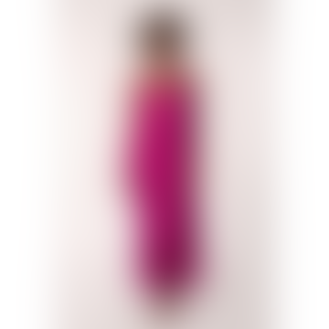 Amande Fuchsia Dress